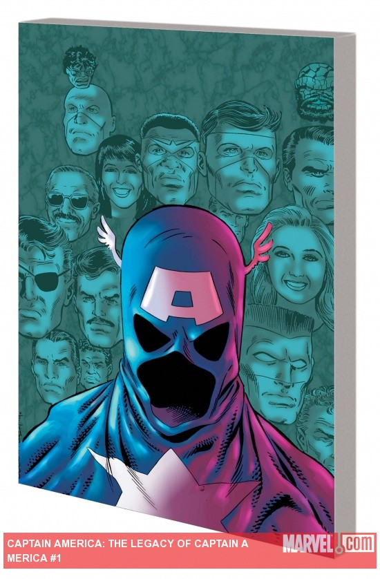 Captain America: The Legacy of Captain America (2010) #1
