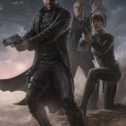 Agents of S.H.I.E.L.D. SDCC 2011 exclusive concept art poster