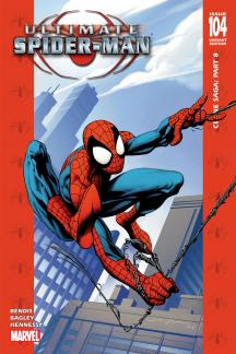 Ultimate Spider-Man (2000) #104 (50/50 Variant)