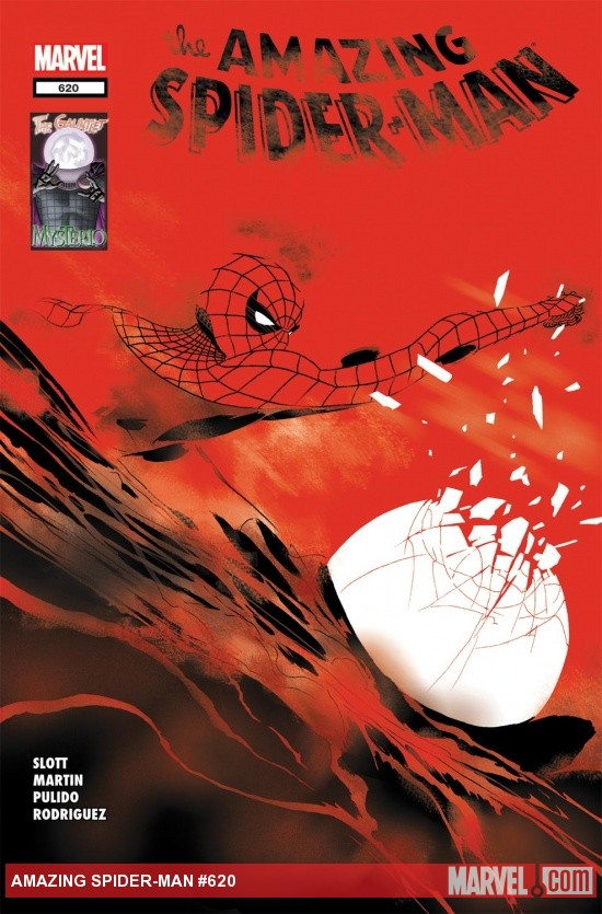 Amazing Spider-Man (1999) #620