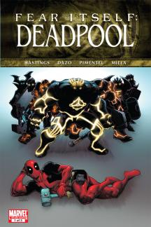 Fear Itself: Deadpool (2011) #1 (    )