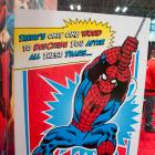 NYCC 2012: Fans Sign the Spider-Man Birthday Card