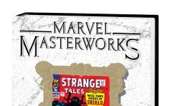 MARVEL MASTERWORKS: DOCTOR STRANGE VOL. 2 TPB VARIANT (DM ONLY)