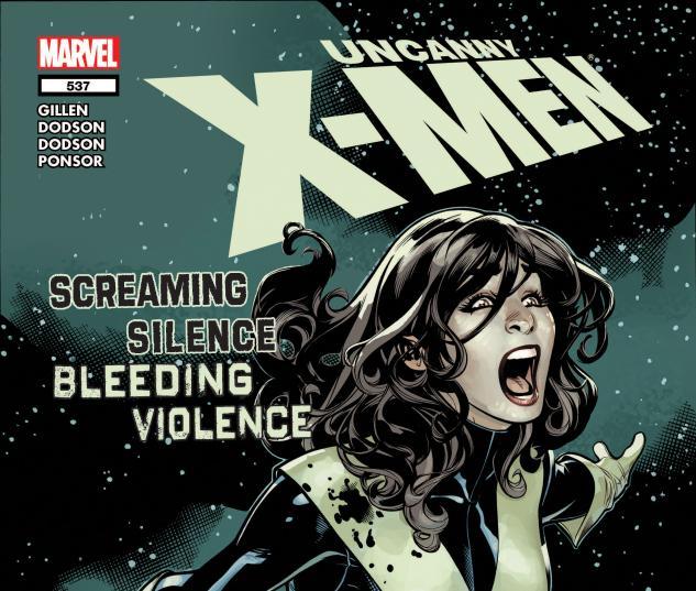 Uncanny X-Men #537