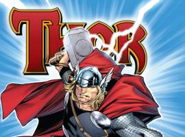 Cover Thor (2007) #6
