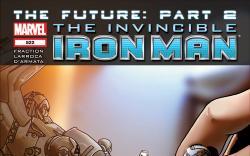 Invincible Iron Man (2008) #522