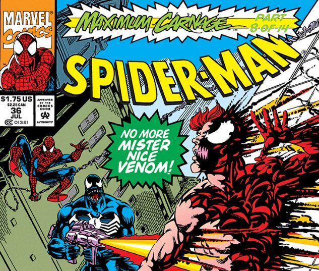 pider-Man (1990) #36