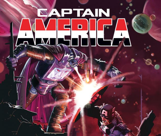 CAPTAIN AMERICA 9 (NOW, WITH DIGITAL CODE)