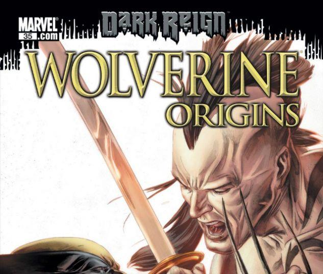 Wolverine Origins (2006) #35