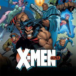 X-Men: ALpha (1994)