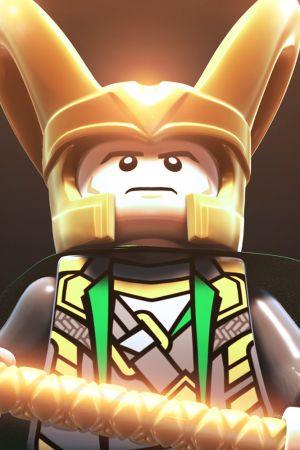 Loki (LEGO Marvel Super Heroes) thumbnail