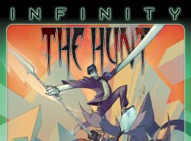 INFINITY: THE HUNT 2 (INF, WITH DIGITAL CODE)