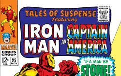 Tales of Suspense (1959) #95 Cover