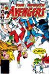 Avengers (1963) #248 Cover