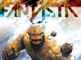 FANTASTIC FOUR 642 CHEUNG CHARACTER VARIANT (WITH DIGITAL CODE)