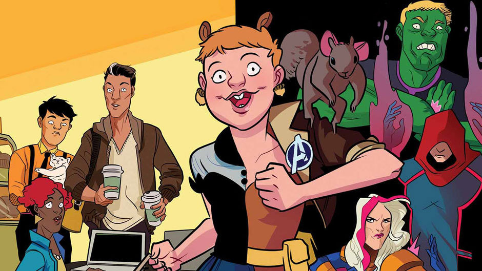 Unbeatable Squirrel Girl by Erica Henderson