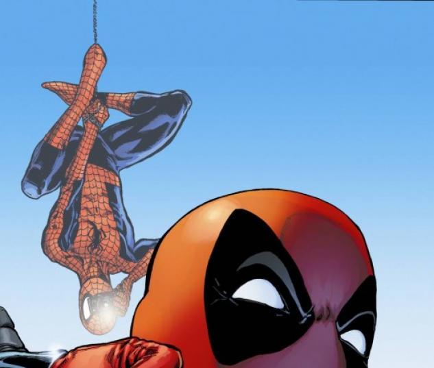 Web of Spider-Man (2009) #5 (DEADPOOL VARIANT)