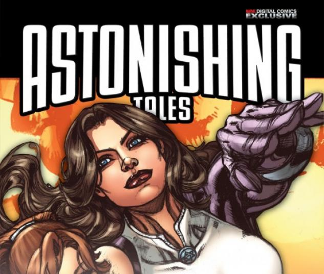 ASTONISHING TALES: ONE SHOTS (SABRA) #1