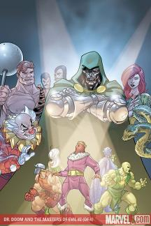 Doctor Doom and the Masters of Evil (2009) #2
