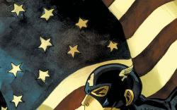 CAPTAIN AMERICA: WHITE #0