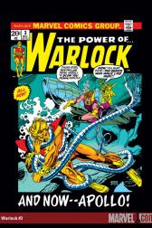 Warlock #3 