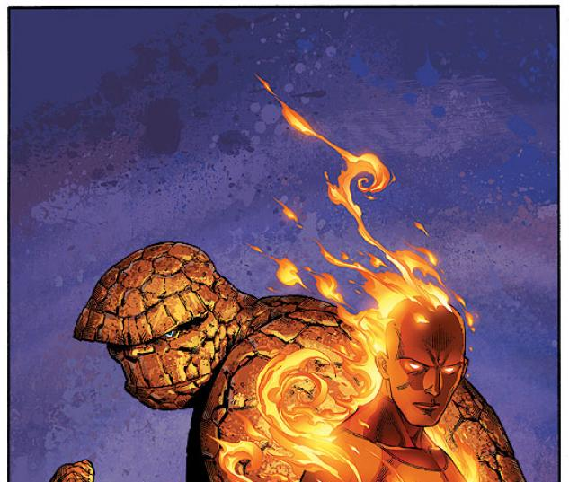 FANTASTIC FOUR (2006) #526 COVER