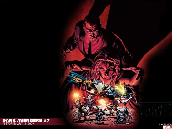 Dark Avengers (2009) #7 Wallpaper