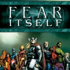 Fear Itself #1 cover by Stuart Immonen