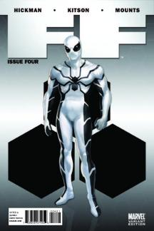 FF (2010) #4 (CHARACTER VARIANT)