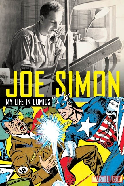 My Life in Comics by Joe Simon