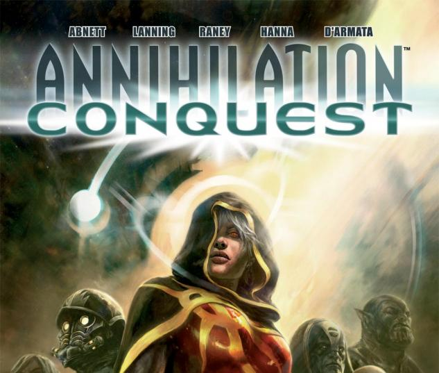 Annihilation: Conquest (2007) #1