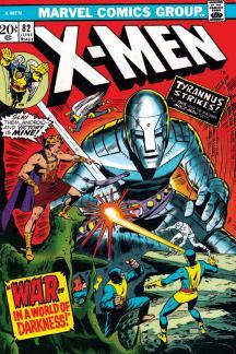 Uncanny X-Men #82