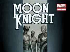 Moon Knight (2010) #11