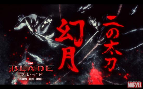 Blade Anime Series Wallpaper #3