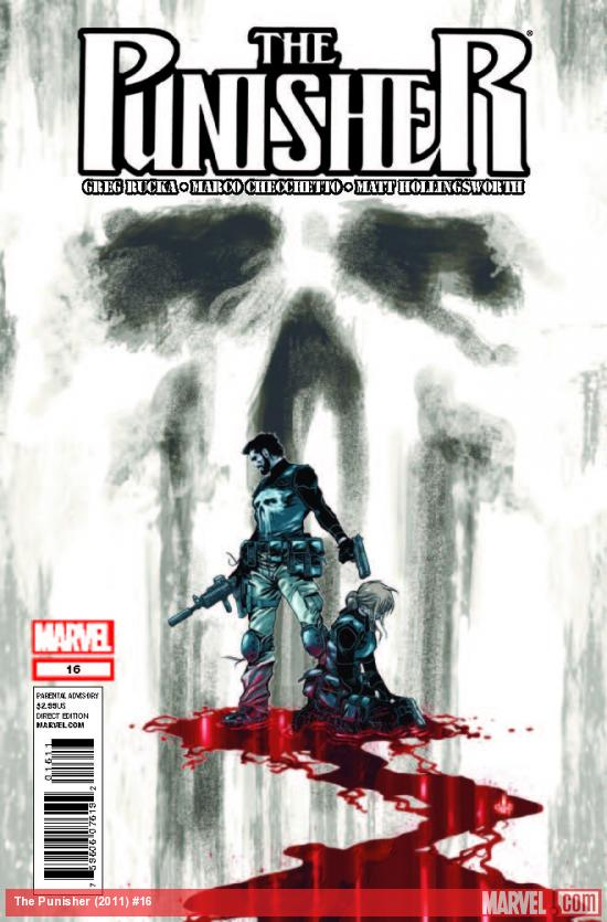 THE PUNISHER 16