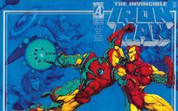 Iron Man (1968) #325 Cover