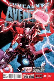Uncanny Avengers (2012) #4
