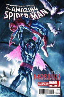 Amazing Spider-Man #699.1  (2nd Printing Variant)