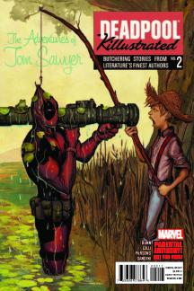 Deadpool: Classics Killustrated (2013) #2