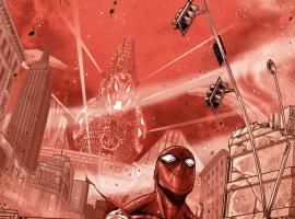 Superior Spider-Man #6AU cover by Marco Checchetto