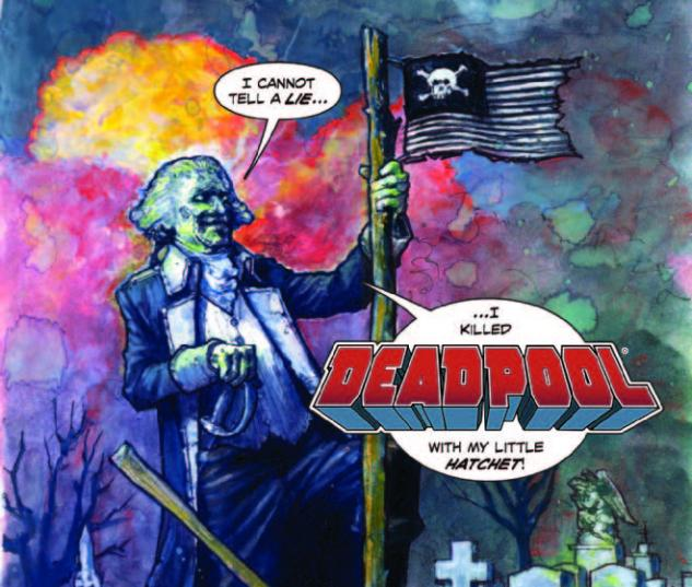 DEADPOOL 6 (NOW)