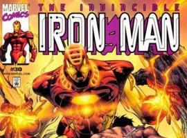 Iron Man (1998) #30 cover by Joe Quesada