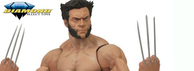 Wolverine Marvel Select Figure Premiere