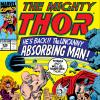 Thor (1966) #436 Cover
