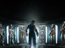 Iron Man 3 in theaters and IMAX 3D May 3
