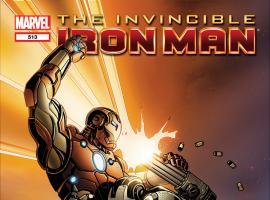 Invincible Iron Man (2008) #513