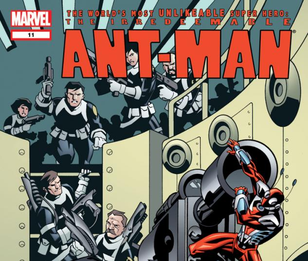 Irredeemable Ant-Man #11