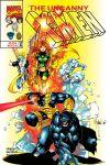 Uncanny X-Men (1963) #356 Cover