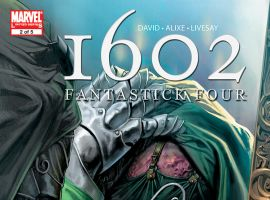 Marvel 1602: Fantastick Four (2006) #2