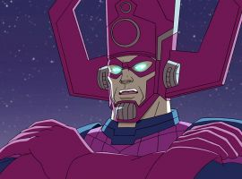Galactus lands in Marvel's Hulk and the Agents of S.M.A.S.H.